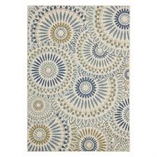 safavieh ver091 0614 cream and green veranda indoor outdoor rug