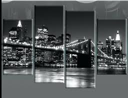 parvez taj ny night canvas wall art