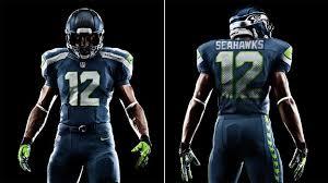Nikes Nfl Uniform Design Change For 2012
