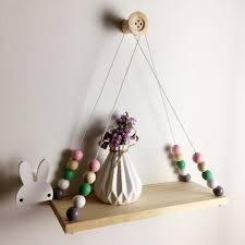 Creative Shelf Online Shop Cute Creative Kids Room Decoration Wooden Shelf For