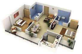 image of unique 2 bedroom house plans type