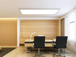 custom led backlit ceiling panel light