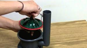 Korky 4 Inch Toilet Flush Valve Seal Installation Youtube
