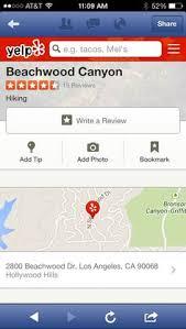 beachwood canyon stairs hiking in los angeles la