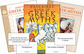 d aulaires greek myths set memoria press d aulaires greek myths set