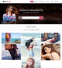 Photomania: WordPress Photography Theme - Beautiful Themes