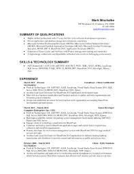 Collection Of Solutions Examples Of Resumes Consultant Medical