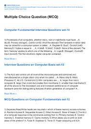 collection of cs multiple choice questions mcqs