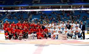 cтратегия Казахстан canadian embassy organized canadian  as part of the kazakh team there were not only veterans of national hockey but also prominent statesmen this evening guests of the holiday could see