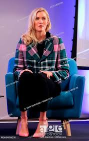 Karlie Kloss in conversation with Avi Flombaum, Co-Founder of Flatiron  School, Stock Photo, Picture And Rights Managed Image. Pic. WEN-34036238 |  agefotostock
