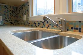 recycled glass kitchen countertops ideas cloning decors trend for recycled glass kitchen countertops