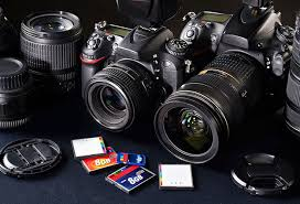 Image result for DSLR Cameras