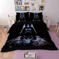 star wars 3d bedding set print duvet cover twin full queen king beautiful pattern real lifelike bed sets good quality pillowcase in bedding sets from home