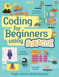 puter and coding books from usborne