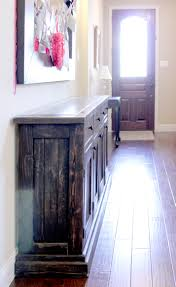 Rustic Kitchen Sideboard Ana White Rustic Sideboard Buffet Table Diy Projects