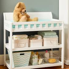 Change table baby White Wayfair Delta Children Bentley Changing Table Reviews Wayfair