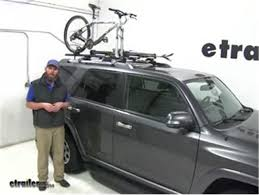 thule aeroblade edge roof rack fixed mounting points flush factory side rails aluminum black thule roof rack th7601b th7602b
