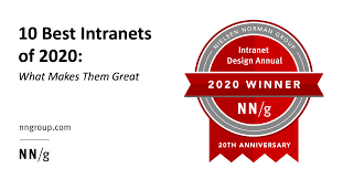 Anatomy Of A Design How To Think Like A Digitizer 10 Best Intranets Of 2020 What Makes Them Great