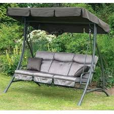 patio swing replacement cushions s 3 set and canopy patio swing replacement cushions mainstays outdoor costco