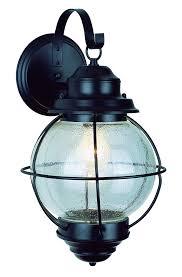 Black Outdoor Onion Lights Trans Globe Lighting 69900 Bk Onion Lantern Wall Light 13