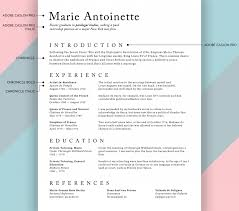 Resume Models Font For Resumes Resume Models