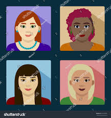 four diffe race features white african asian latino s women with