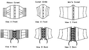 Corset Pattern Gorgeous Pattern 48