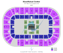 Massmutual Center Seating Chart