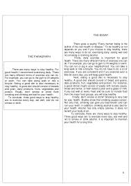 how to write an essay 6 6 there are many ways to stay healthy