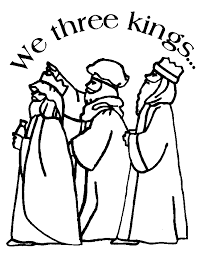 Small Picture Christian Nativity Coloring Pages bible three kings coloring