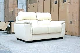 cream leather sofa 2 ivory cream leather sofa ex catalogue clearance cream leather couch cream leather