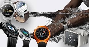 Khám phá 5 mẫu đồng hồ thông minh chống nước đáng mua nhất 2017