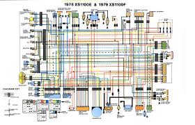 xs1100 wiring diagram wiring diagram schematic xs1100 wiring diagram