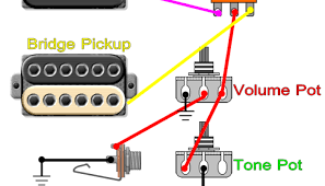 guitar wiring diagram 2 humbucker 1 volume guitar guitar wiring 2 volume 1 tone no switch guitar auto wiring on guitar wiring diagram 2