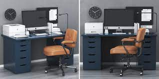 3d model ikea office workplace with
