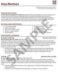 Gallery Of Sample Resume Rn Registered Nurse Done By Caf Edit Resume