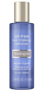 neutrogena oil free eye makeup remover 3 8 fl oz hover mouse over image to zoom