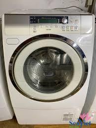 Máy giặt nội địa Nhật Sanyo AQ-DJ6000 , giặt 9 sấy 6 kg - Điện Máy Sen Việt