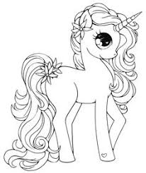 zizzle zazzle lineart by yuff find this pin and more on my little pony by coloring fun unicorn coloring pages