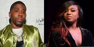 YFN Lucci Responds After Reginae Carter Says She Won't Date Another Rapper  | BET