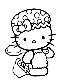Small Picture 620 best A CRAFTS HELLO KITTY COLOR images on Pinterest Coloring