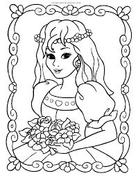 Maestra De Infantil Las Barbies Dibujos Para Colorear
