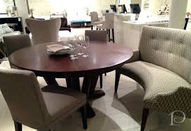 dining table with settee