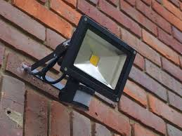 22 Best Outside Lighting Images On Pinterest  Wall Lights Solar Powered Security Light Bq