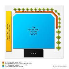 The Ritz Raleigh Tickets