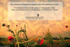Pravs World Good Morning Quotes Best of Learn To Adjust In Life Secret To Happy Life Quote On Pravs World