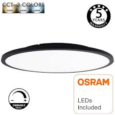40w dimmable led ceiling light oslo