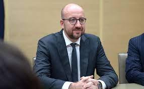 4 von 6 Es gibt alle zweieinhalb Jahre eine neue Wahl. 2019 wurde Charles  Michel zum Präsidenten des Es gibt alle zweieinhalb Jahre eine neue Wahl.  2019 wurde Charles Michel zum Präsidenten des Europäischen Rates gewählt.  Er kommt aus Belgien ...