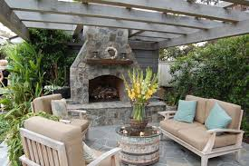 Small Picture Garden Fireplace Design Home Interior Design Ideas Home Renovation