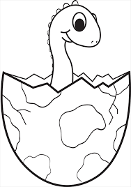 Small Picture Dinosaur Egg Coloring Page Archives Best Coloring Page For Preschool